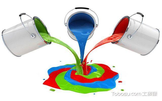 油漆与涂料的区别是什么之特点