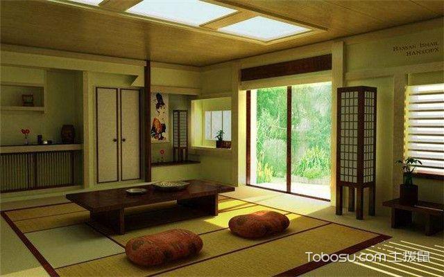 日式风格别墅装修特点之日洋并用