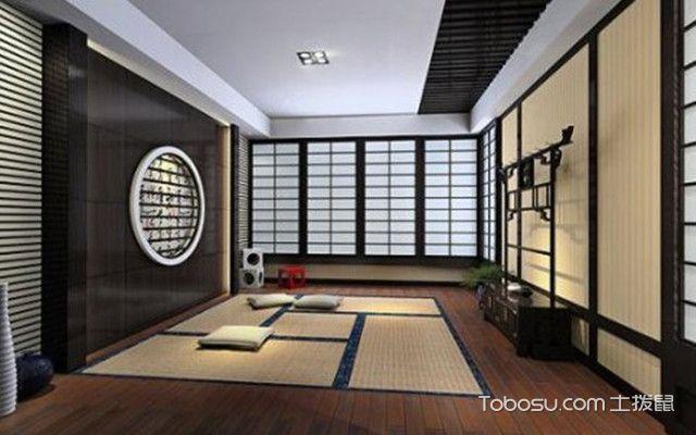 什么是传统日式风格之特点