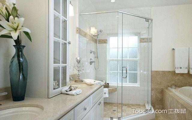 卫生间设计注意事项之瓷砖选择