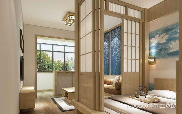 日式风格元素有哪些之推拉门