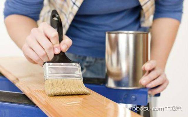 家具油漆种类有哪些之透明漆