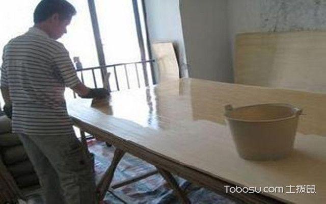 家具油漆危害有哪些之对环境伤害