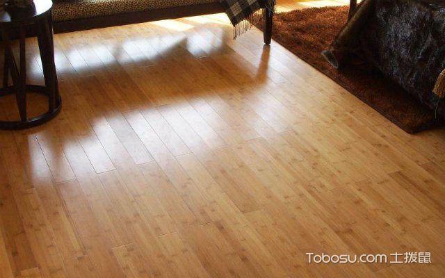 竹地板翻新方法介绍之打磨