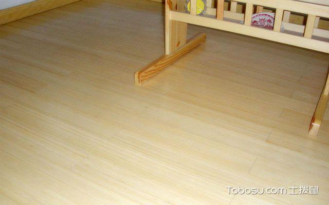 竹地板翻新方法介绍之打蜡
