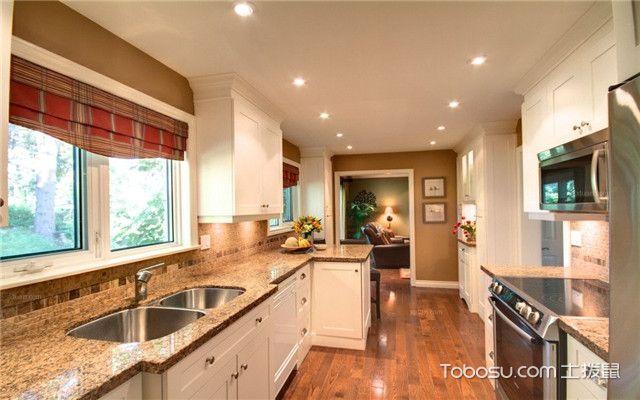 现代美式风格设计说明——厨房