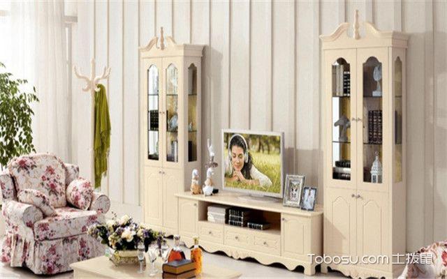 韩式风格家具特点——象牙白