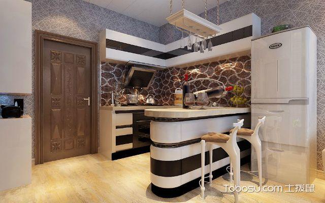 港式风格厨房的注意事项之客厅