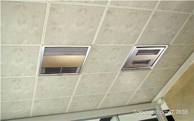 集成吊顶取暖器的分类——PTC系类