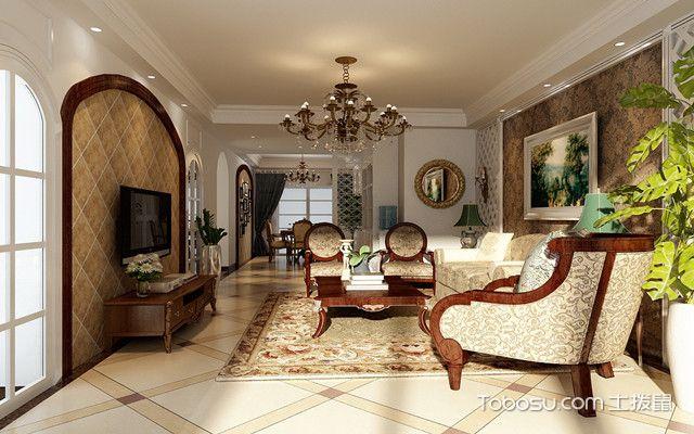 美式风格设计说明之家具特点