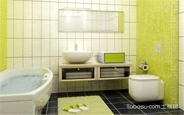 卫生间如何合理布局——三大件
