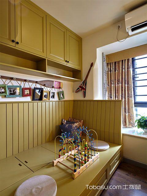 儿童房装修板材