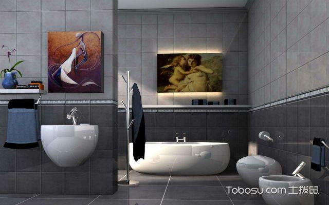 卫生间用仿古砖好不好是否相配