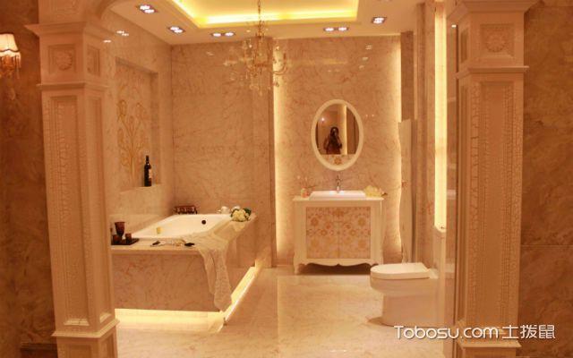 卫生间用仿古砖好不好是否实用
