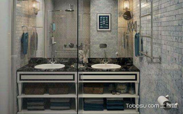 卫生间用仿古砖好不好如何选购