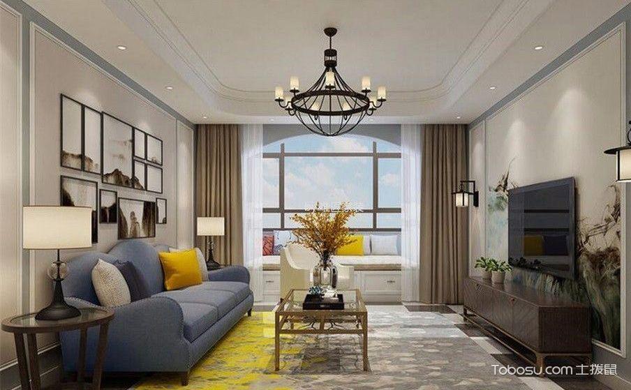 高层楼房装修设计,居高临下的感觉就是爽