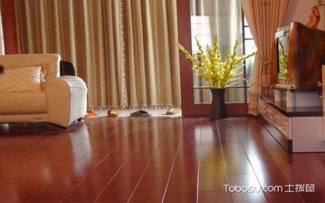 地板油漆味怎么去除之液体去味法