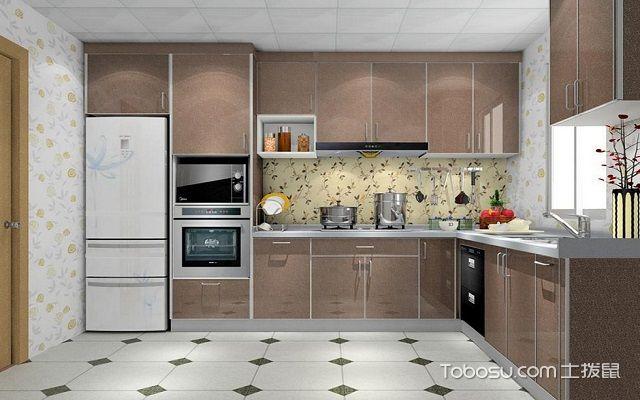 厨房橱柜设计效果图