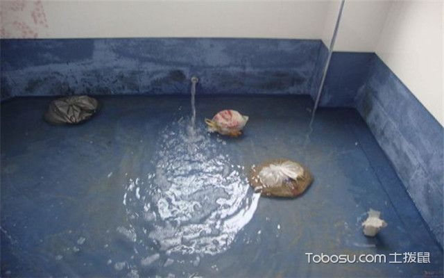卫生间防水材料之聚合物水泥基防水涂料