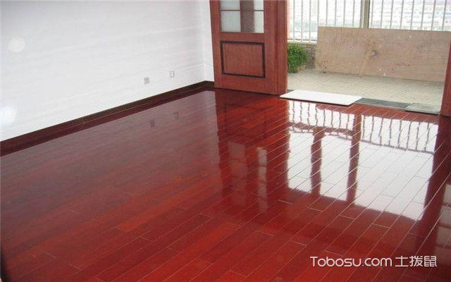 木地板打蜡流程