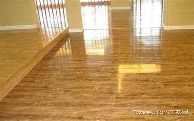 木地板打蜡流程之打蜡注意事项