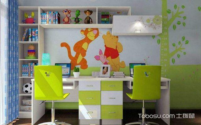 儿童书架如何设计之高度