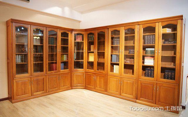 转角书柜的特点之注意事项