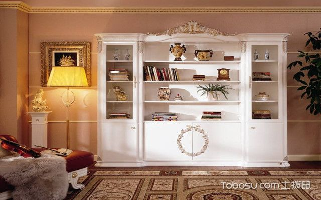 欧式书柜的选购技巧之风格