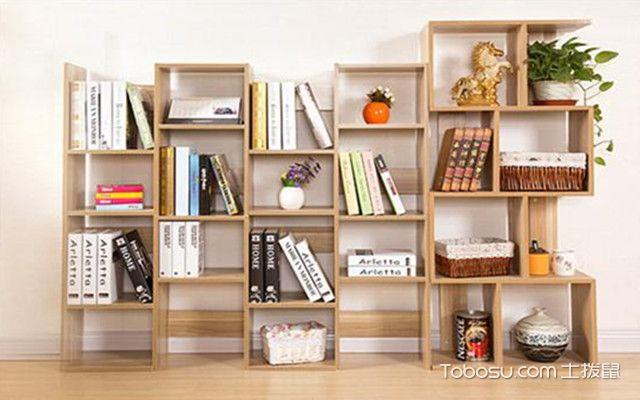 怎么选购简易书架之风格
