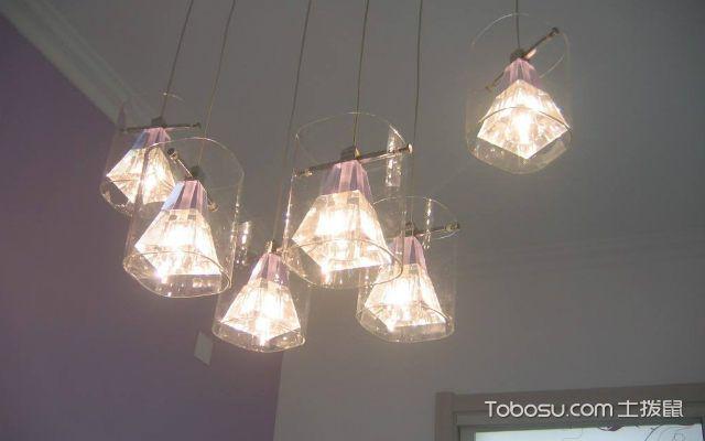 家居灯饰如何布局之客厅