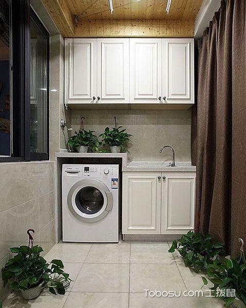 阳台放洗衣机风水