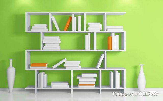墙面书架好吗装饰作用
