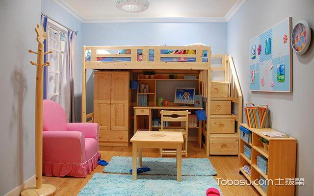 12平米儿童房装修