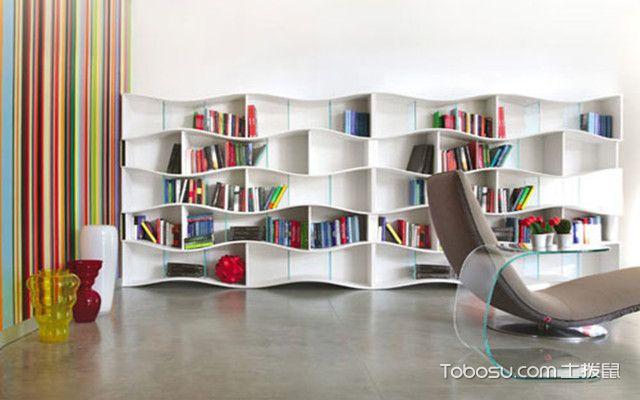 书柜的风水注意事项之高度不宜太高