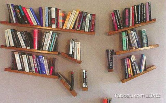 如何挑选创意书架之尺寸大小