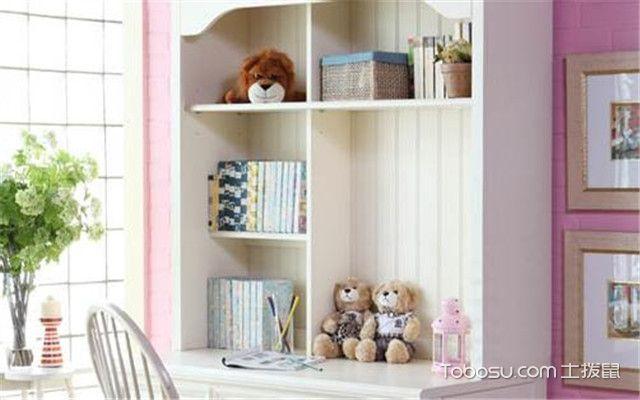 儿童房书柜选购——材料要环保