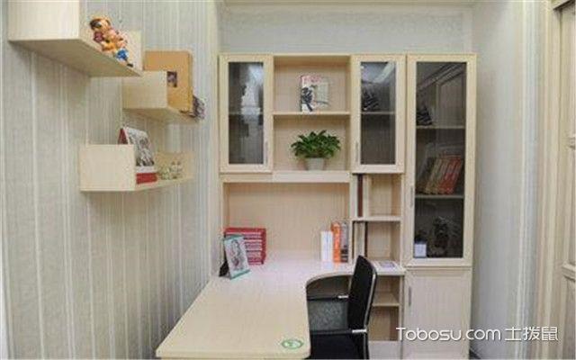 儿童房书柜选购——设计要圆滑
