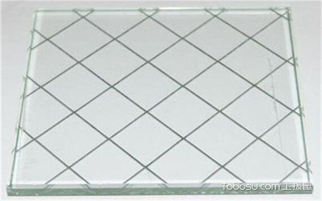 夹层玻璃与夹丝玻璃的区别——夹丝玻璃