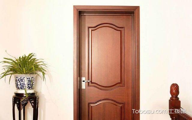 实木门安装-橡木门和实木门的区别,该如何安装木门