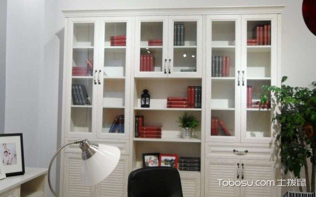 欧式书柜材料之实木材