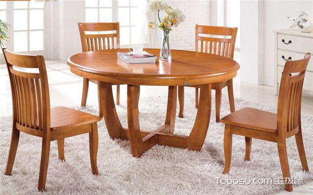实木餐厅家具如何选购之材质