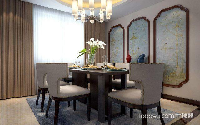 餐厅家具设计要点注意大小
