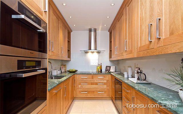 6平米u型厨房装修图