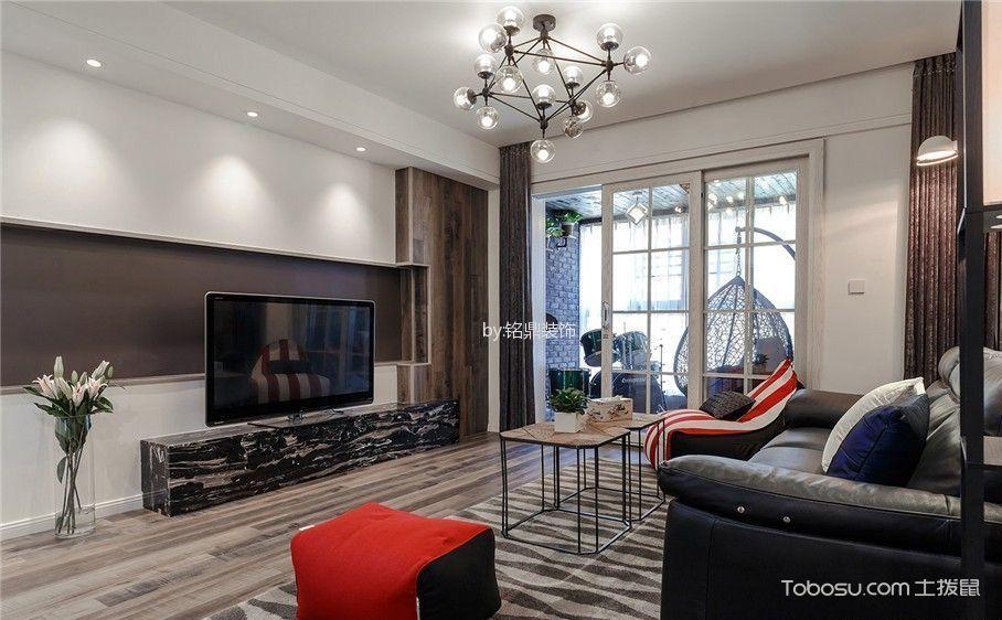 136平米现代家装图片,尽情演绎低调内涵