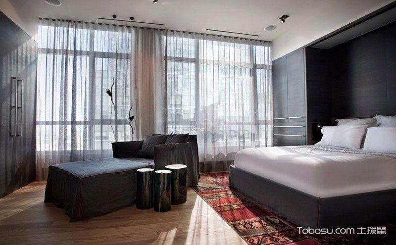 八款现代简约卧室家具搭配,教您变身家装高手