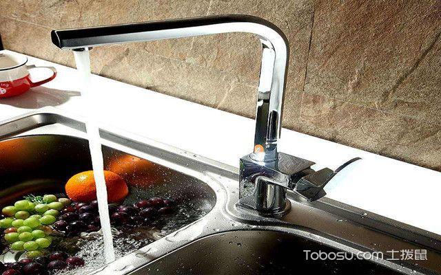 洗菜盆水龙头的选购之款式