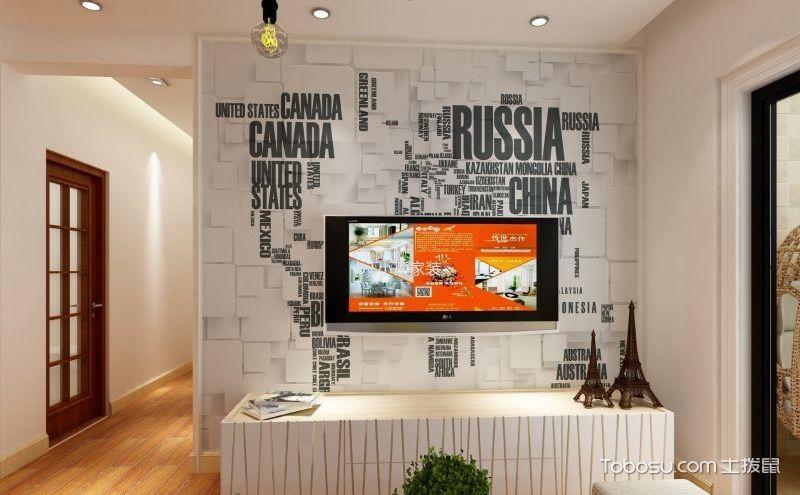 客厅背景墙壁纸图片,寻找适合你的多彩生活