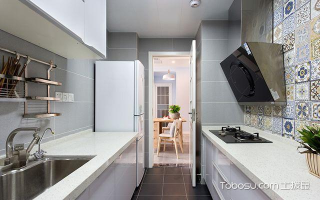 76平小户型二居室装修