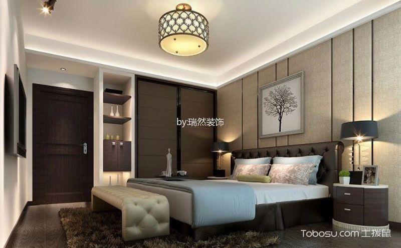 卧室墙柜装修效果图,不同设计变化出无穷精彩