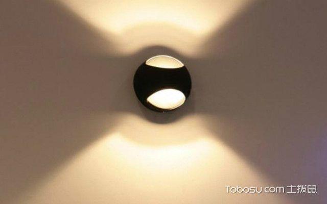 壁灯怎么安装之接电源线